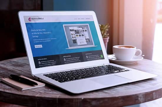 agencia de diseño web en Viña del Mar, Valparaiso, y Santiago